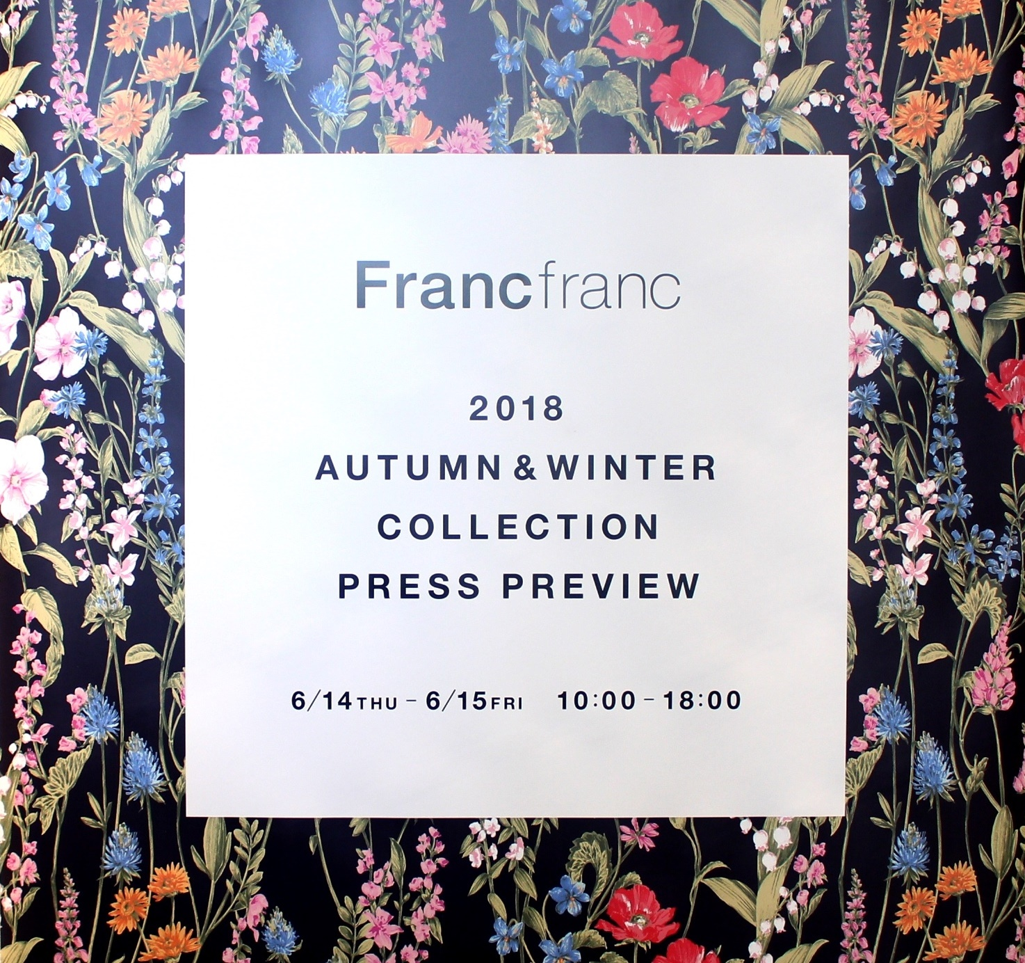 「Francfranc」/AUTUMN&WINTER COLLECTIONの新作商品情報
